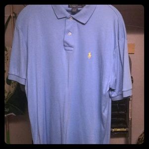 Men's polo shirt size medium